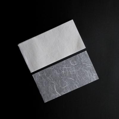 фото набор рисовой бумаги с волокнами для творчества, 14,5 х10,5 см