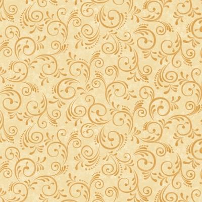 фото  ткань для пэчворка cream swirls by color principle