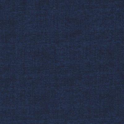 фото tкань хлопок linen textures navy by makower uk