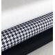 Ткань для рукоделия Чёрная гусиная лапка   8206M-J