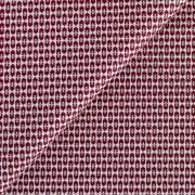 фото  ткань для рукоделия red little houses