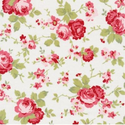 фото  ткань для пэчворка sophie main floral linen