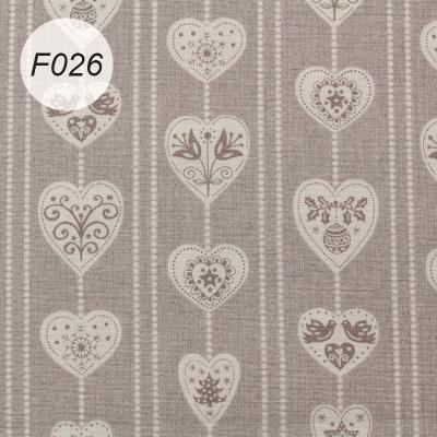фото ткань новогодняя  f026
