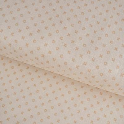 фото  ткань для рукоделия бежевое на бежевом  natural texture
