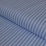 фото  ткань для рукоделия в полоску mountain sky ticking away stripe
