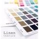 Tкань хлопок Linen Textures Forest by Makower UK
