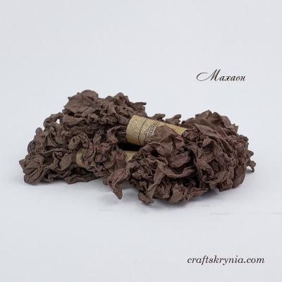 фото шебби-лента, цвет махаон, sh011