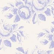 фото ткань tilda old rose mary blue, 100214