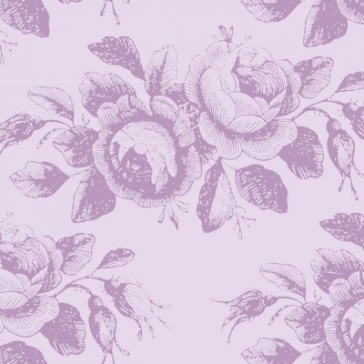 фото ткань tilda old rose mary mist, 100217