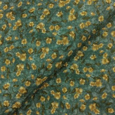 фото ткань с мелкими цветами