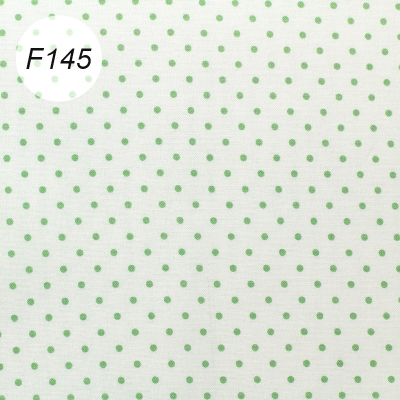 фото ткань  spot mint green makower